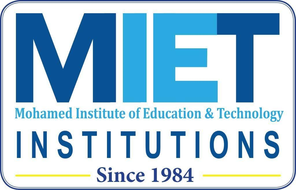 MIET EDUCATIONAL INSTITUTIONS